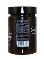 Oneroot Raw Buckwheat Honey 500g Back