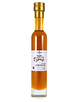Oneroot Organic Maple Syrup 200mL Front